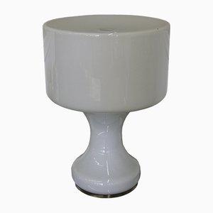 Lampada da tavolo di Enrico Capuzzo per Vistosi, anni '60