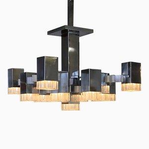 Lampe à Suspension par Gaetano Sciolari, 1960s