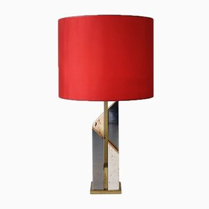 Table Lamp by Gaetano Sciolari, 1970s