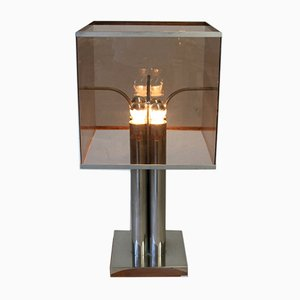 French Table Lamp, 1970s