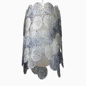 Lámpara de araña Torcello de Vistosi, años 60