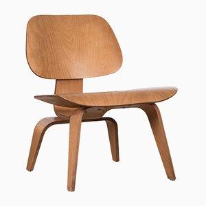 Amerikanischer LCW Ahorn Stuhl von Charles & Ray Eames für Herman Miller, 1950er
