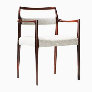 Rosewood Chair by Johannes Andersen, 1960s