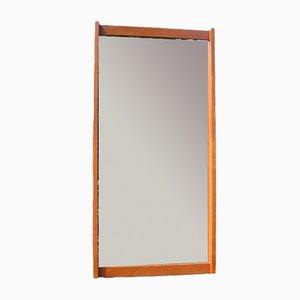 Specchio nr. 306 in teak di Kai Kristiansen per Aksel Kjersgaard, anni '60