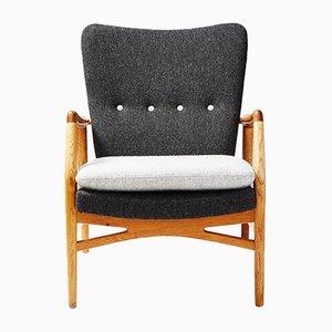 Modell 215 Sessel von Kurt Olsen für Slagelse Mobelvaerk, 1954