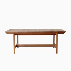 Table Basse en Chêne par Aksel Dahl pour KP Møbler, Danemark, 1960s