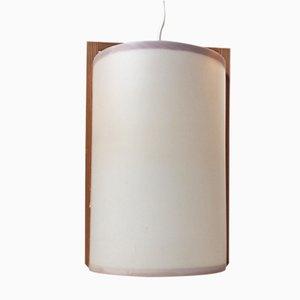 Lámpara colgante nórdica minimalista vintage de Hans-Agne Jakobsson, años 70