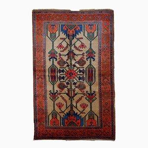 Tapis Antique Fait à la Main, Moyen-Orient, 1900s
