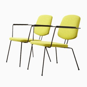 5003 Easy Chairs by Rudolf Wolf for Elsrijk, 1950s, Set of 2