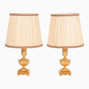 Model 543 Table Lamps by Gaetano Sciolari, 1970s, Set of 2