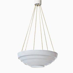 Lampada da soffitto vintage a 6 luci, anni '60