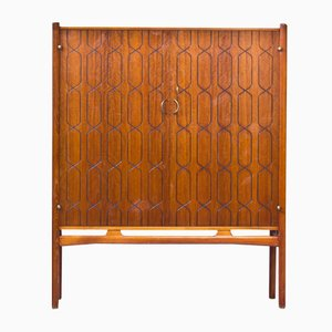 Cabinet by David Rosén for Nordiska Kompaniet, 1950s