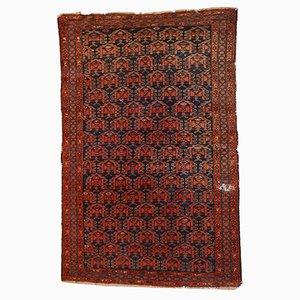 Handgearbeiteter nahöstlicher Vintage Teppich, 1920er