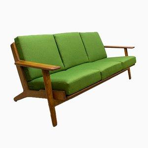 Canapé Ge290 Mid-Century par Hans Wegner pour Getama, Set de 3