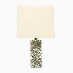 Mid-Century Marble Table Light
