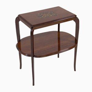 Table d'Appoint Art Déco par Louis Majorelle, France, 1920s
