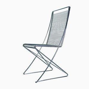 Wire Chair by Till Behrens for Schlubach
