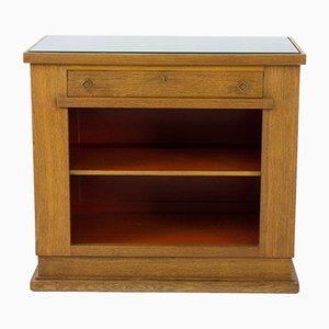 Mueble para el té de la Escuela de La Haya Art Déco de H. Wouda para Pander, 1924