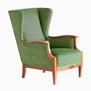 Wingback Chair by Frits Henningsen, 1930s