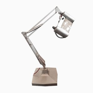 Vintage Model 1431 Magnifying Lamp from Herbert Terry