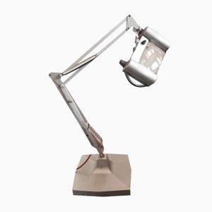 Vintage Modell 1431 Lupenlampe von Herbert Terry