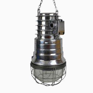 Mid-Century Bunkerlampe von VEB EOW