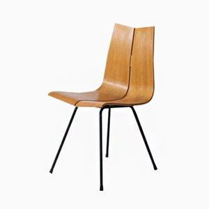 Chaise GA Vintage par Hans Bellmann pour Horgen Glarus