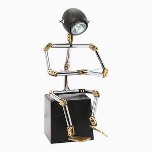 Lámpara de mesa Oscar de Ygnacio Baranga, 1985