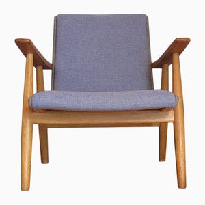 GE260 Lounge Chair by Hans Wegner for Getama