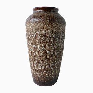 Vintage Fat Lava Vase, 1960er