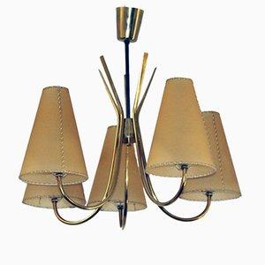 Lámpara para el salón de Kalmar, años 50