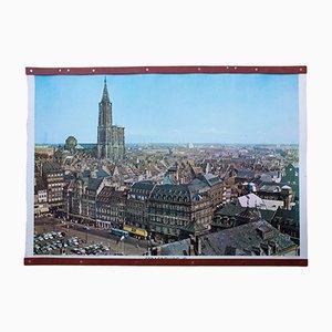 Strasbourg Lehrtafel, 1954