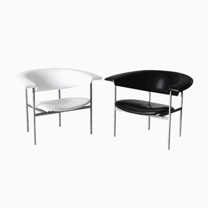 Dutch Meander Gamma Chairs by Rudolf Wolf, 1962, Set of 2