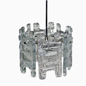 Glass Pendant from Kalmar, 1960s