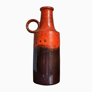 Vase Vintage de Scheurich, Allemagne de l'Ouest, 1970s