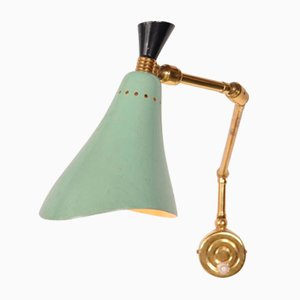 Lámpara de pared italiana vintage