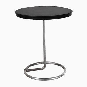 French Side Table by René Herbst for Stablet, 1930s