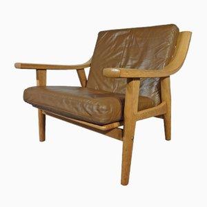 GE-530 Sessel von Hans J. Wegner für Getama, 1960er