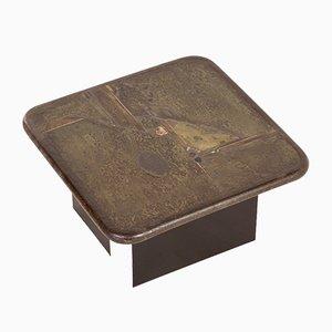 Tavolino da caffè quadrato di Paul Kingma, 1989
