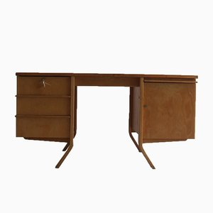 Mid-Century Writing Desk by Cees Braakman for Pastoe