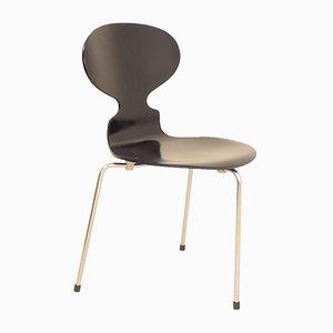 Silla Ant de Arne Jacobsen para Fritz Hansen, años 70