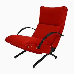 Vintage P40 Sessel von Osvaldo Borsani für Tecno