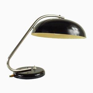 Lámpara de escritorio Bauhaus polaca de MZAO, años 50
