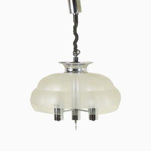 Lámpara colgante italiana, años 70
