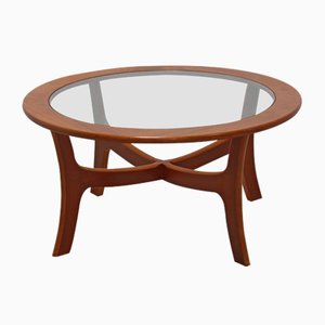 Tavolino da caffè in teak di G-Plan, anni '70