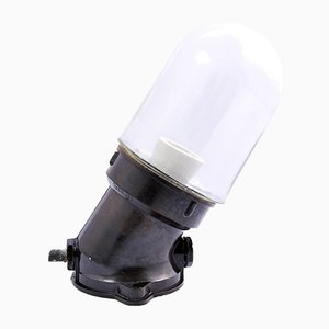 Industrielle Tschechische Modell 15203 Wandlampe von ESC, 1960er
