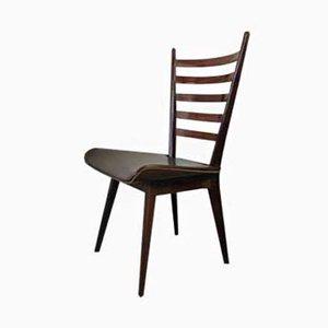 Chaise Vintage en Contreplaqué par Cees Braakman pour Pastoe