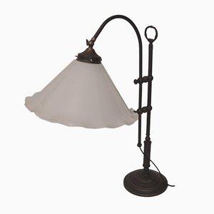 Lámpara de mesa modernista vintage