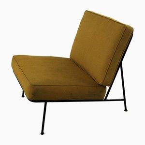 Mid-Century Modern Sessel mit Stoff