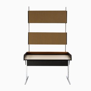 Mid-Century Action Office Desk & Wall Unit by George Nelson for Herman Miller